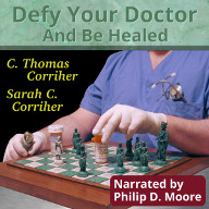 Defy Your Doctor Audio Book Cover