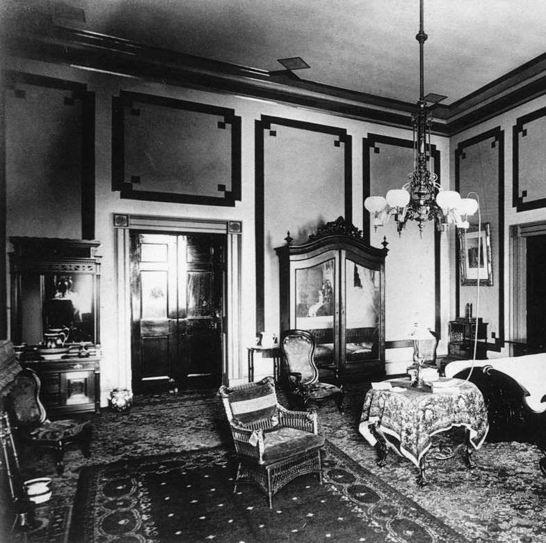 Abraham Lincoln Bedroom