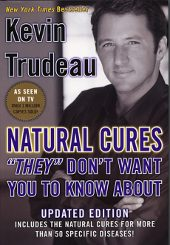 Cover for book Natural Cures by Kevin Trudeau