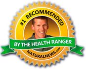 Recommended by Mike Adams the Health Ranger