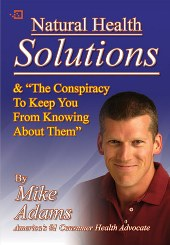 Mike Adams Natutral Health Solutions E-book