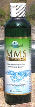 M.M.S. product that was sold by Project Greenlife