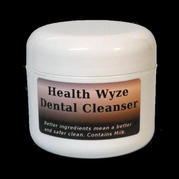 Health Wyze Dental Cleanser