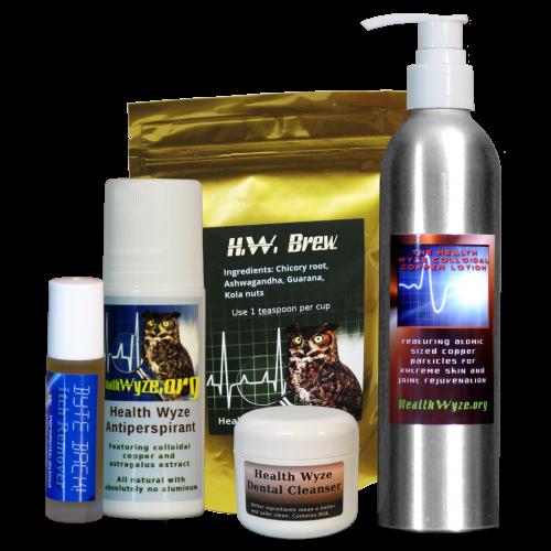 Health Wyze Essentials Pack