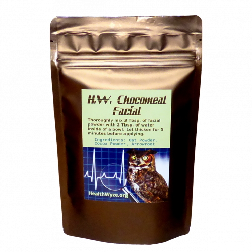 H.W. Chocomeal Facial