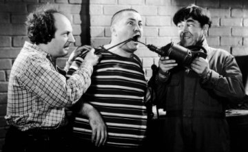 Three Stooges Dentistry